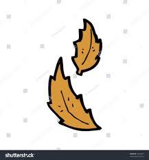 falling leaves cartoon stock vector 79970623 shutterstock