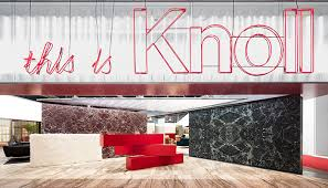 knoll international products collections and knoll presents collections and iconic products at the 2016