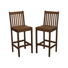 Patio Bar Height Table And Chairs by 527883 100583 Timbo Torino Hardwood Outdoor Patio Bar Bistro Set