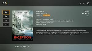 home theater setups plex starts from scratch with the new plex media player app for