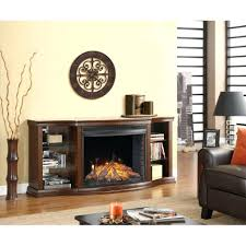tv stand tv stand with chimney free electric fireplace 123