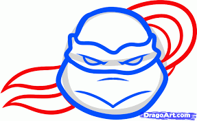 draw ninja turtle tmnt fan boy