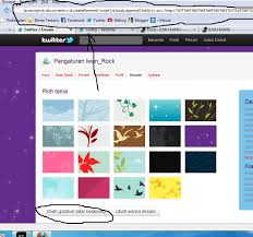 Cara Membuat Background Di Blog Wordpress | cara membuat background twitter transparan ilmu kamu