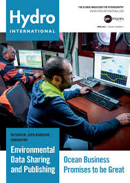 hydro international april 2015 by geomares publishing issuu