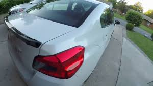 subaru roof spoiler 2015 subaru wrx minisode 719 reinstalling rear spoiler and badge