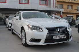 lexus cars kuwait lexus ls460 2013 shoneez motors