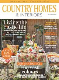 country home and interiors magazine country homes interiors september 2016 free digital