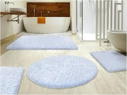 Modern White Rugs by Bathroom Enhance The Bathroom Decor With Bathroom Rug Sets
