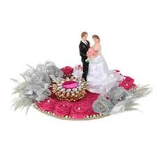 wedding platter ring platter wedding ring platter at rs 2445 ring