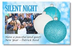 holiday cards from your favorite pro golfers golf com