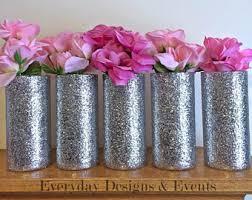 Silver Vases Silver Vases Etsy