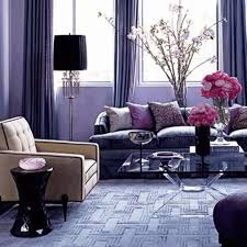 purple living room ideas bamboo floor lamp kendall sofa affordable