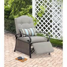 Reclining Patio Chair Reclining Patio Chairs Things Mag Sofa Chair Bench