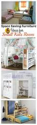 6 space saving furniture ideas for small kids room space saving