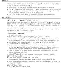 Resume Retail Manager Download Retail Manager Resume Haadyaooverbayresort Com