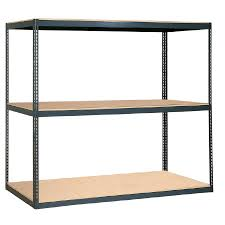 diy make your garage organization easier with shelving units