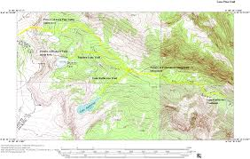 Colorado On The Map by Lone Pine Trail Mount Zirkel Wilderness Area Colorado