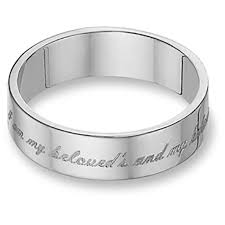 bible verse rings engagement rings for men 9 style ideas how to wear them my