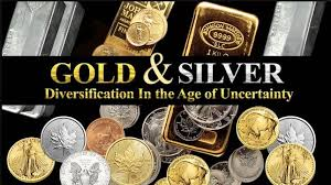 gold silver diversification in the age of uncertainty