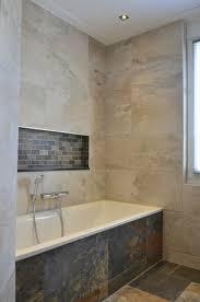 slate tile bathroom designs 147 best badkamer ideeën images on pinterest bathroom ideas