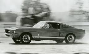 1967 Ford Mustang Black Shelby 1967 Gt500