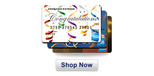 popular and personalized gift cards american express