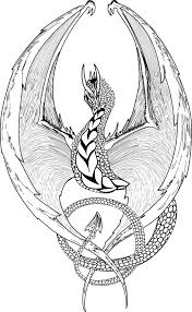 dragon coloring pages 3 coloring pages print