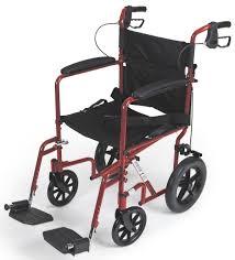 Transport Chairs Lightweight Transport Careway Wellness Center