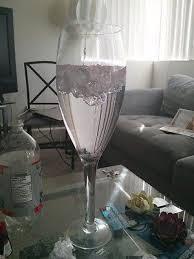 glass vases large champagne glass vase large martini glass