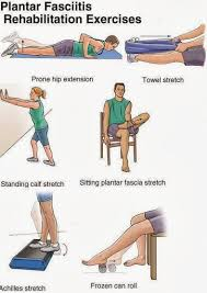 Planters Fasciitis Surgery by Best 25 Exercises For Plantar Fasciitis Ideas Only On Pinterest