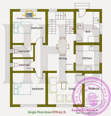 8 Square Meters by 185 Square Meter Kerala Style House