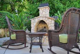 Backyard Fireplace Ideas 30 Outdoor Fireplace Ideas With Pictures Designing Idea