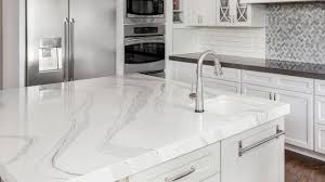 white kitchen cabinets with marble counters how to diy faux marble countertops for 100 according to a pro designer