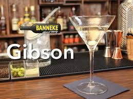 martini gibson gibson gin cocktail selber mixen schüttelschule by banneke