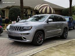 jeep gray color 2014 jeep grand cherokee srt review al u0027s take grade b mind