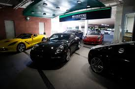 las vegas car hire corvette mccarran s rent a car expands with sports car models las