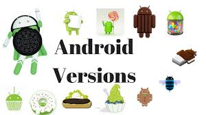 list of android versions list of all android os version names features 2018 updated