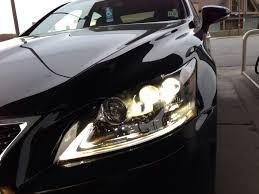 lexus es300 headlight bulb replacement 2013 ls460 led headlights 3 of them clublexus lexus forum