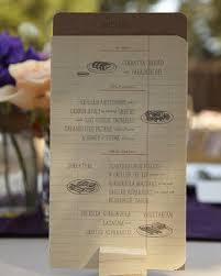 confesiones de una boda diferentes estilos de minutas menú