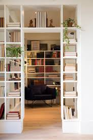 tall narrow oak bookcase exceptional bathroom small space in apartment design inspiration