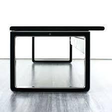 bureau laque noir bureau design noir laque bureau bureau design noir laque amovible