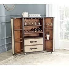 Wall Bar Cabinet Home U0026 Cocktail Bars Shop The Best Deals For Dec 2017
