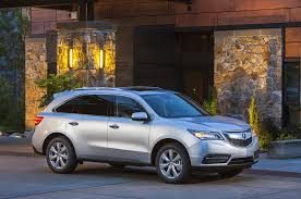 lexus rx vs acura mdx 2008 2014 acura mdx first drive truck trend