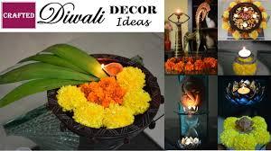 4 diwali home decor ideas diya candle decoration ideas youtube