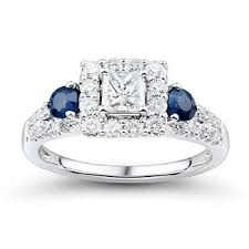 bjs engagement rings 1 38 ct t w promise forever created sapphire and