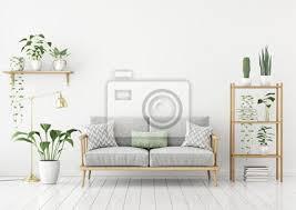 salon avec canapé gris salon de style urbain jungle avec canapé gris le dorée et papier