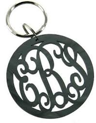 Monogram Key Necklace The 10 Best Images About Monogram Keys On Pinterest Key Necklace