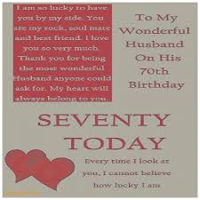 birthday cards new husband 70th birthday card words for husbands