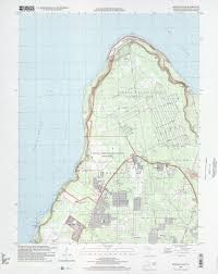 Map Of Guam Pacific Islands Topographic Maps Perry Castañeda Map Collection