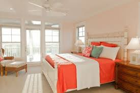 coral bedroom ideas peach and coral accents ideas and inspiration